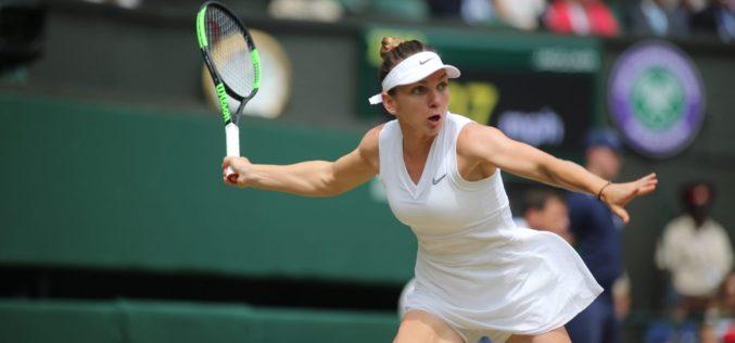Simona Halep, meci uluitor la Wimbledon. A spulberat-o pe Serena Williams