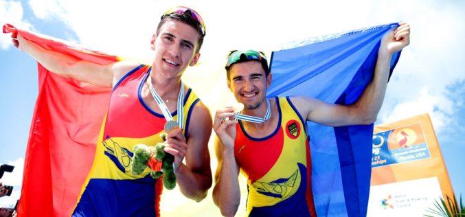 Florin-Sorin Lehaci și Alexandru-Dumitru Ciobică au cucerit aurul la Campionatul Mondial de Canotaj din SUA