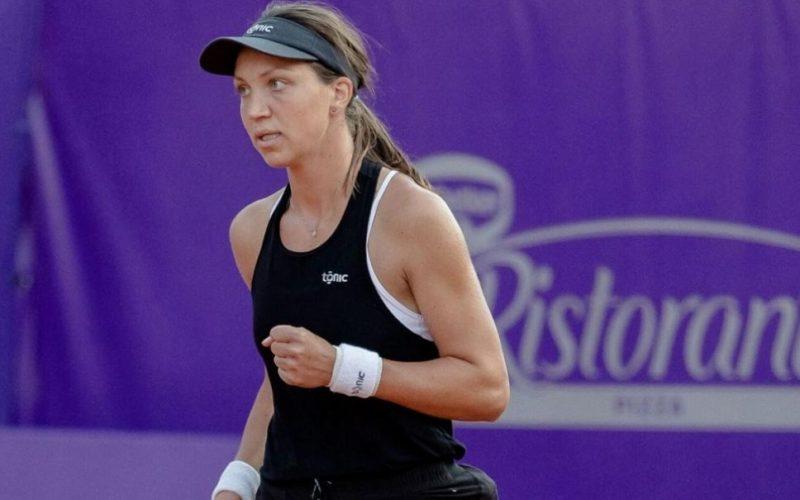 Patricia Ţig s-a calificat în premieră, în finala turneului BRD Bucharest Open 2019