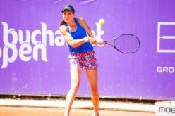 Patricia Țig a reuşit victoria carierei. A eliminat-o pe principala favorită a turneului de la Bucureşti