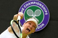 Simona Halep, victorie dificilă la Wimbledon în partida cu Mihaela Buzărnescu