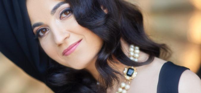 Soprana Teodora Gheorghiu, seară de arii din opere și lieduri celebre la Ateneul Român