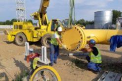 Transgaz a finalizat 215 kilometri de conductă în proiectul BRUA
