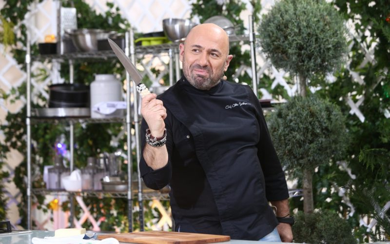 Cătălin Scărlătescu, cadou unic din partea unui concurent