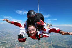 Denis Hanganu este pasionat de sporturile extreme: Plãnuiesc sã fac o şcoalã de paraşutism!