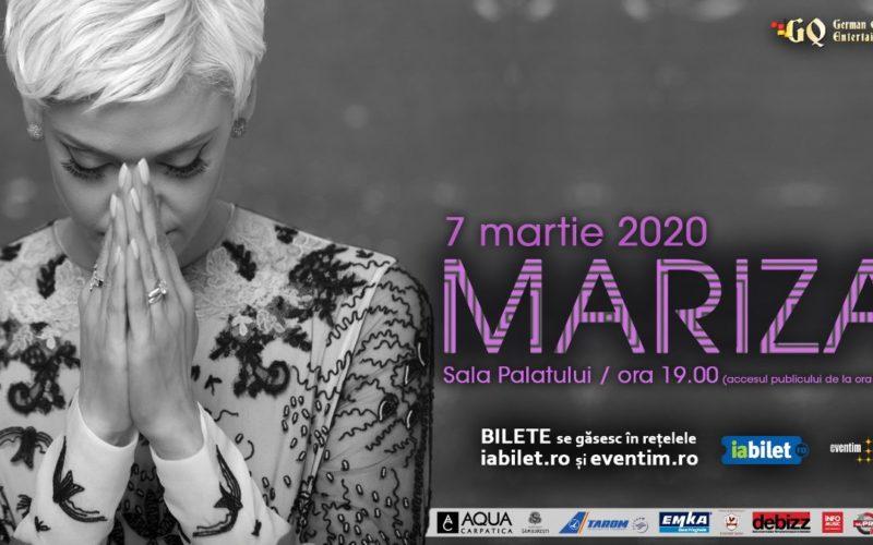 MARIZA, Noua Regina a Muzicii Fado, revine cu un concert fabulos în România