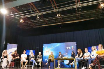 TVR a stabilit ordinea de concurs la Cerbul de Aur 2019