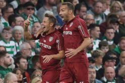 CFR Cluj a dat lovitura în Liga Campionilor. A eliminat echipa Celtic Glasgow şi e la un pas de Grupe