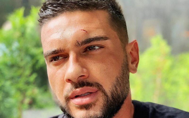 Dorian Popa s-a accidentat la filmările serialului Sacrificiul