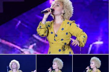 """Emeli Sandé a cântat în premieră, variantă acustica a hitului """"My kind of love"""", la Brașov"""