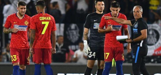 FCSB, din eşec în eşec. Echipa lui Becali a ratat calificarea în Grupele Europa League