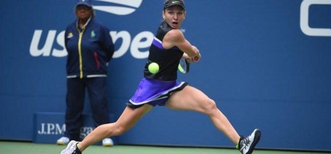 Simona Halep, eliminare bombă de la US Open. Românca a jucat catastrofal de prost