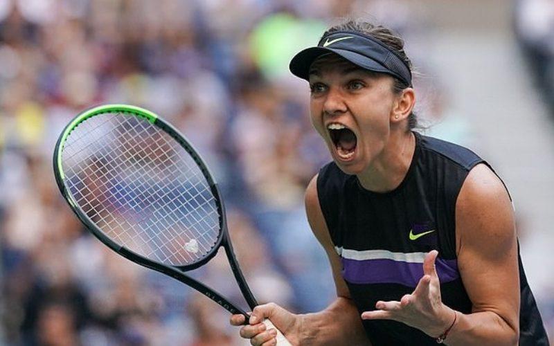 Simona Halep, victorie dramatică la Turneul Campioanelor. A învins-o pe Bianca Andreescu după un meci maraton