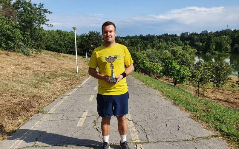 Ştefan Lăcătuşu este noul campion RTP. S-a impus în finala turneului RTP 100 din 4 august 2019