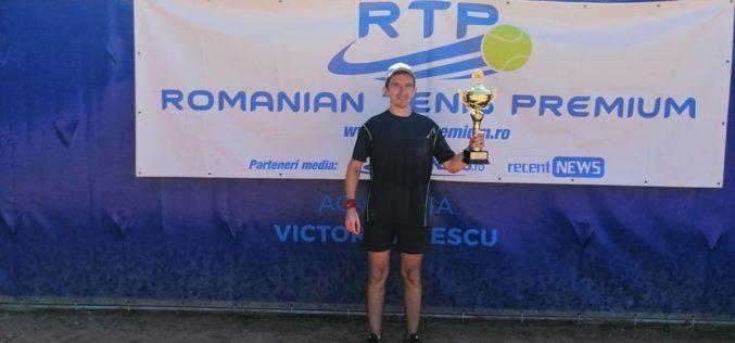 Vlad Ghimpu a devenit duminică, în premieră, campion RTP
