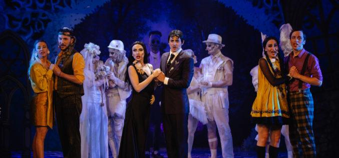 Musicalul Familia Addams, jucat cu mare succes pe Broadway, debut cu succes la Teatrul EXCELSIOR