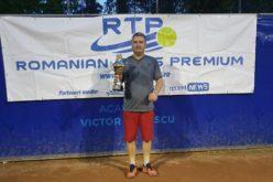 RTP Open 2019, cel mai mare turneu de tenis al RTP, cucerit de Ciprian Popa