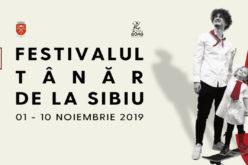 Festivalul Tânăr de la Sibiu marchează 30 de ani de la Revoluţie cu cinci spectacole
