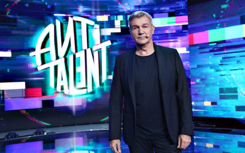 Dan Bittman va prezenta emisiunea Antitalent, cel mai nou show de umor de la Antena 1