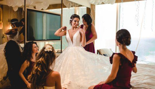 """Olivia Pãunescu a avut parte de nunta visurilor sale:""""Am trãit cea mai frumoasã zi din viaţa mea!"""""""