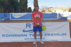 Mădălin Mocanu, noul campion RTP. A cucerit turneul RTP 250 Bucureşti 2019
