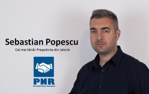 Sebastian Popescu, primul şi singurul candidat la prezidenţiale care refuză protecţia SPP