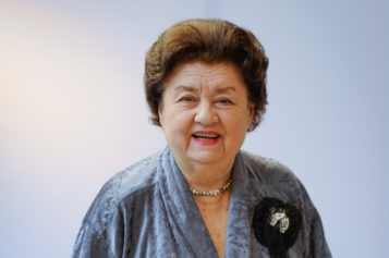 In memoriam Tamara Buciuceanu Botez, la TVR