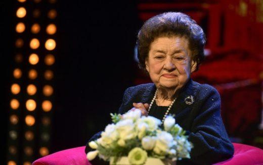 Actriţa Tamara Buciuceanu Botez a murit la vârsta de 90 de ani