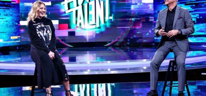 Delia vine în platoul emisiunii Antitalent de la Antena 1