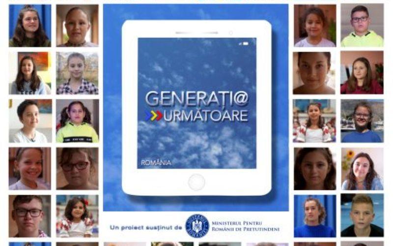 """TVR Internaţional prezintă la """"Generaţia Următoare"""", poveşti de viaţă ale copiilor români din Spania şi Franţa"""