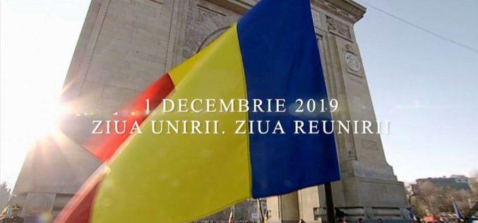TVR 1 a pregătit program special de Ziua Naţională a României