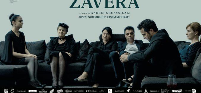 """Filmul """"Zavera"""" are premiera mondială în competiția Festivalului Internațional de Film de la Cairo"""