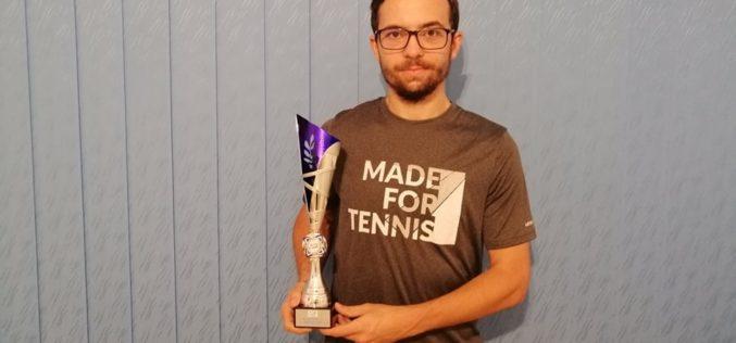 Nicolae Cristescu, noul lider al RTP, a intrat în posesia trofeului