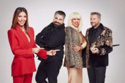 """Botezatu, Raluca Bădulescu şi Maurice Munteanu revin la masa juriului show-ului """"Bravo, ai stil! Celebrities"""""""