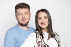 """George Mihai şi AndreeaStravoiu, cel mai nou cuplu de prezentatori, vor prezenta """"ROventura"""" la Kanal D!"""