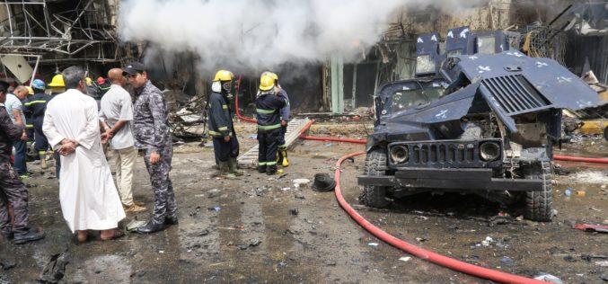 Atac armat la Bagdad soldat cu 19 morţi şi 70 de răniţi