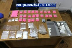 Braşovean prins în flagrant în timp ce prepara droguri cu ajutorul unui satâr şi a unui ciocan de şniţele