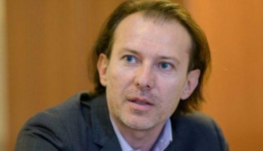 Moţiunea simplă iniţiată la de PSD la adresa lui Florin Câţu, adoptată de Senat