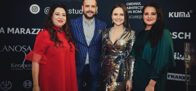 Delta Studio celebrează Gala Designului de Interior 2019
