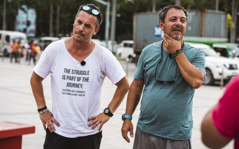 """Sorin Bontea și Răzvan Fodor despre Asia Express: """"N-am crezut că suntem bipolari"""""""