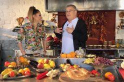 Mircea Dinescu intră în lumea modei alături de Adina Buzatu