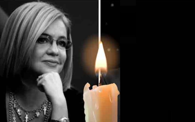 Cristina Ţopescu, mesaj sfâşietor înainte să moară: Mi se încleștează maxilarele și nu pot să respir