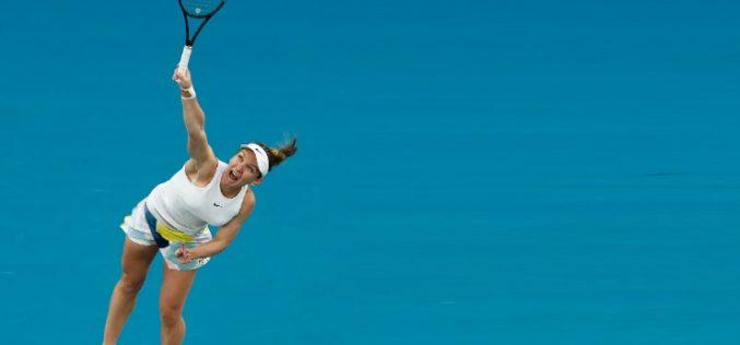 Simona Halep, momente de panică la Australian Open: Simțeam că nu pot închide meciul