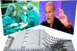 """Atac devastator al lui Cristian Tudor Popescu la adresa medicilor care-l apără pe Beuran: """"Acești nemernici ar trebui dați afară"""""""