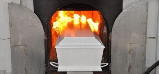 Cristina Ţopescu a fost incinerată la crematoriu. Iată ce se întâmplă cu cenuşa vedetei tv