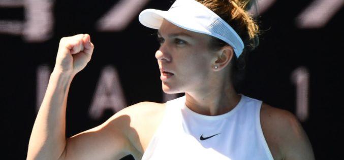 Simona Halep, de neoprit la Australian Open. A spulberat-o pe Mertens