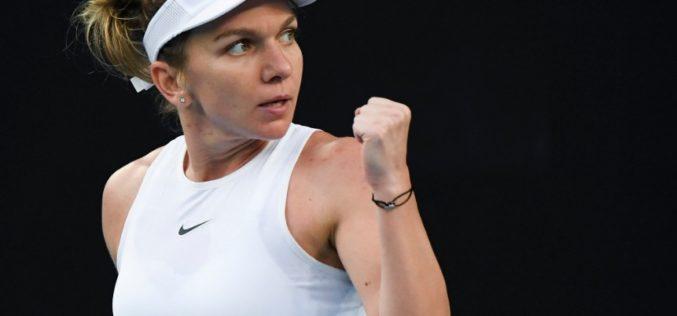 Simona Halep, victorie fabuloasă la Australian Open 2020