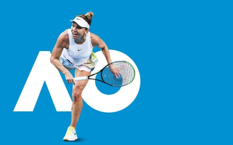 Simona Halep are lumea la picioare. Cadoul pregătit de organizatorii Australian Open pentru româncă