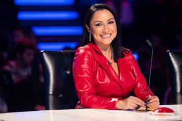 Andra interpretează, în premieră, melodia din promo-ul emisiunii Românii au talent!