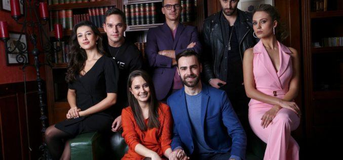 Denis Hanganu și Oana Cârmaciu vorbesc despre cel de-al doilea sezon din Sacrificiul